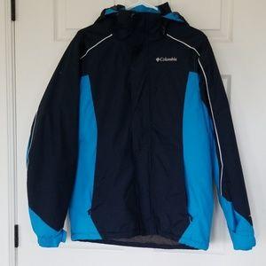 Columbia insulated jacket